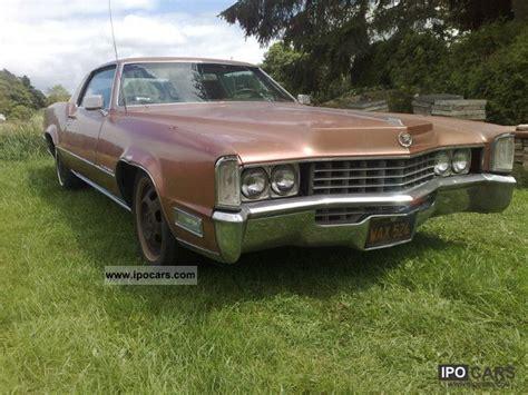 1968 Cadillac Coupe 1968 472cci