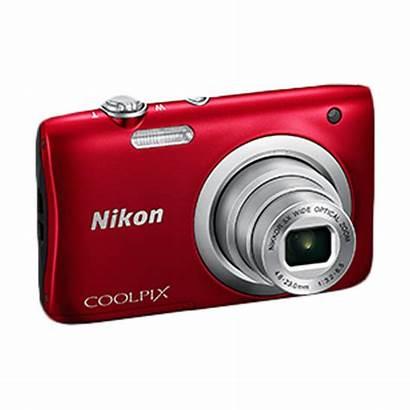 Nikon Coolpix A100 Camera Digital 5x 1mp