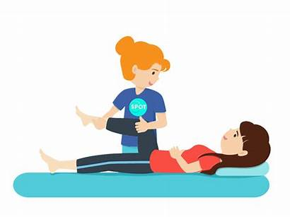 Physical Therapist Physiotherapy Clipart Therapy Physio Assistant