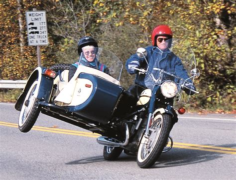 A Short History Of Sidecars