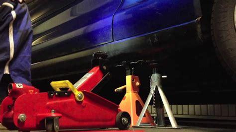 comment utiliser une le stroboscopique toyota mr2 2 0 gti monter voiture sur chandelle