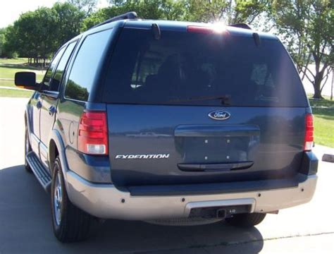 purchase   ford expedition eddie bauer rear
