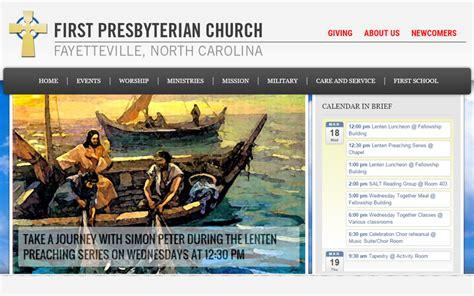 presbyterian church portfolio biz tools  web