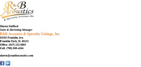 sales marketing director email signature