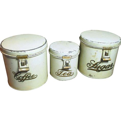 Permalink to Farmhouse Kitchen Canisters