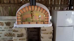 Four Pizza Exterieur : four a bois et pizza pizzaioli 120cm ~ Melissatoandfro.com Idées de Décoration