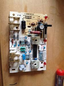 Carte Electronique Thermostat Radiateur : radiateur electrique thermostat en panne carte ~ Edinachiropracticcenter.com Idées de Décoration