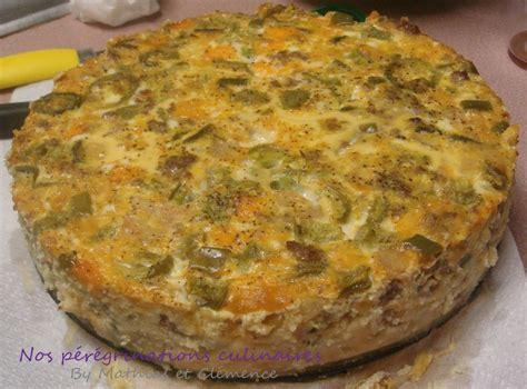 le grand classique la quiche sans pate nos p 233 r 233 grinations culinaires