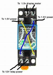 U0026quot Miderton U0026quot  Dpdt Relay 8 Pin