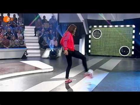 torwand tennisprofi andrea petkovic gegen den youtube