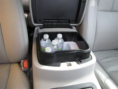 chevrolet suburban thermoelectric center console