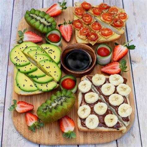 breakfast recipe ideas healthy vegan breakfast ideas toast toppings elavegan
