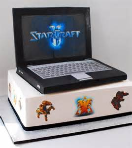 gamer cake topper cup a cakes laptop groom 39 s cake