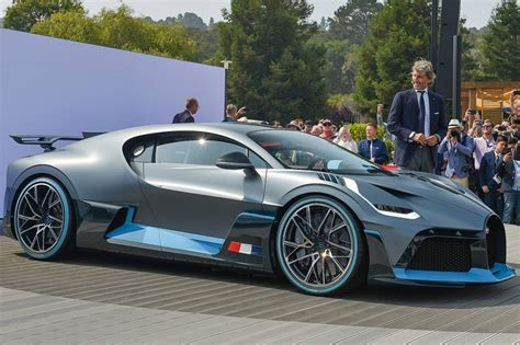 The bugatti divo is the company's most expensive car and the new divo is lighter and more nimble than the chiron hypercar on which it is based and is a modern celebration of bugatti's coachbuilding tradition. Bugatti Divo Hypercar Worth Rs 40 Crore Unveiled, All 40 Units Already Sold Video