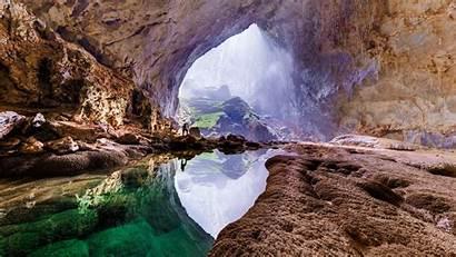 Cave 4k Doong Son Vietnam Nature Wallpapers
