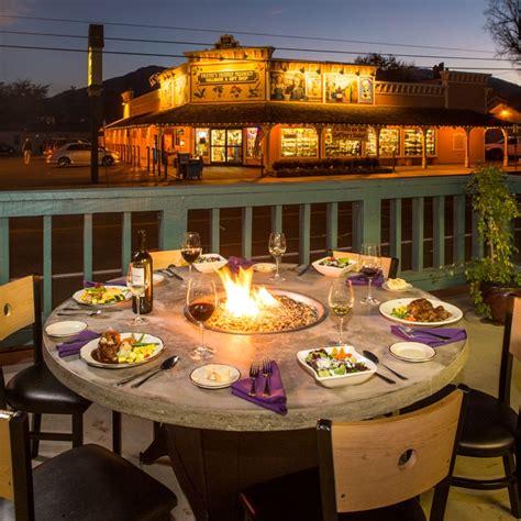 bishop fire table  restaurant dining cooke furniture