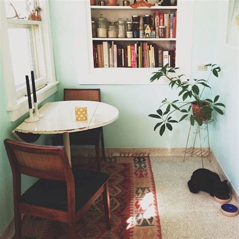 small apartment kitchen table the 25 best small dining rooms ideas on small