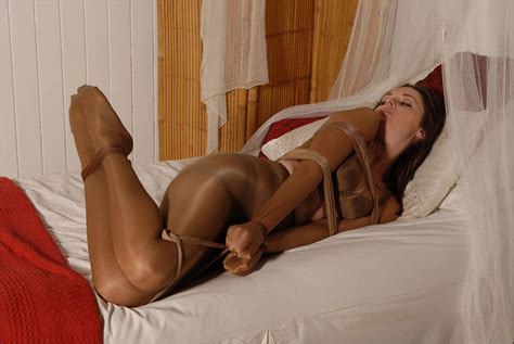 01 Porn Pic From Perfect Pantyhose Encasement Bondage