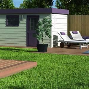 Matériaux Pour Terrasse : am nagement ext rieur gedimat materiaux bricolage ~ Edinachiropracticcenter.com Idées de Décoration