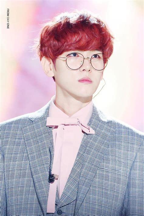 Glasses Baekhyun Exo Fotos
