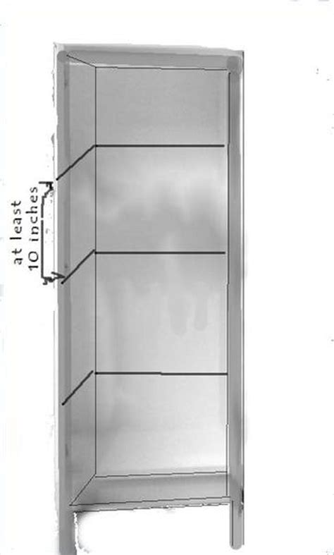 How To Build A Wine Cabinet by How To Build A Wine Rack In A Kitchen Cabinet Hunker