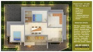 Download, Low, Budget, House, Plan, In, Kerala, From, My, Homes, Design, Gallery
