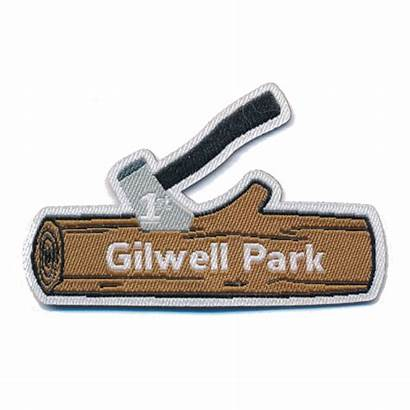 Gilwell 1st Scouts Park Iron Badge Fun