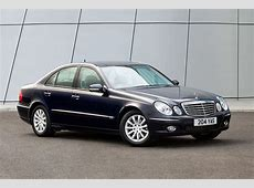 MercedesBenz EClass W211 2002 Car Review Honest John
