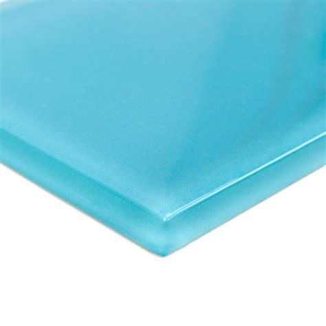 burks turquoise floor l splashback tile contempo turquoise polished glass mosaic