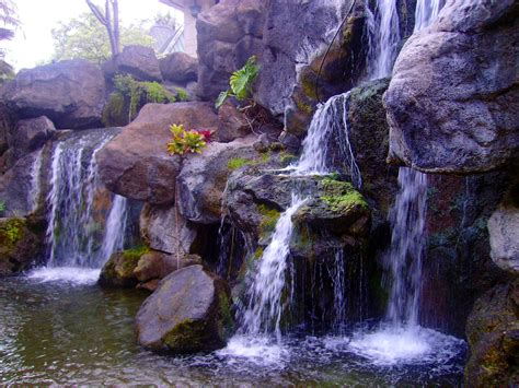 Waterfall Wallpaper and Background Image | 1600x1200 | ID ...