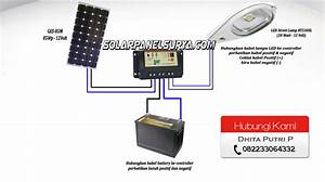 Distributor Paket Pju Lampu Jalan Tenaga Surya 25watt