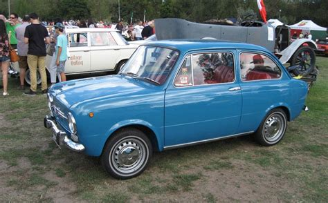 Fiat 850 Sedan by 1966 71 Fiat 850 Sport Coupe Italian Mouse Bred For