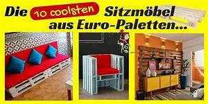 Sitzmöbel Aus Paletten : 25 einzigartige paletten hocker ideen auf pinterest palette couchtische salon ~ Sanjose-hotels-ca.com Haus und Dekorationen