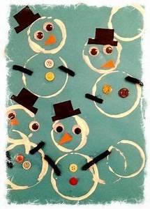 Basteln Im Januar : die besten 17 ideen zu basteln winter auf pinterest ~ Articles-book.com Haus und Dekorationen
