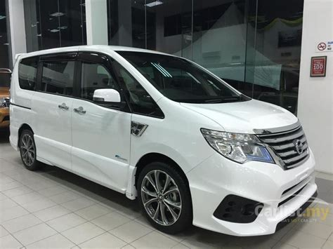 Nissan Serena 2017 S-hybrid High-way Star 2.0 In Kuala