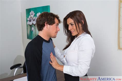 Raylene In My First Sex Teacher Naughty America