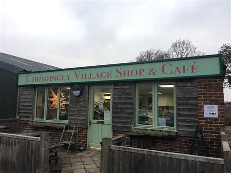 Contact - Chiddingly Village Shop & Café