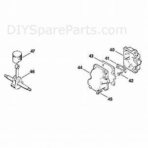 Stihl Fs 80 Brushcutter  Fs80avre 4112   Parts Diagram  A