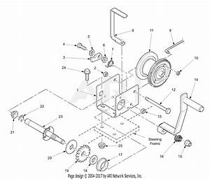 Winch Electrical Harness