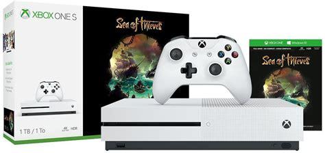 Feb 13, 2018 | by microsoft. Xbox One S 1TB Console - Sea of Thieves Bundle ...