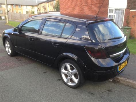 vauxhall golf vauxhall astra sri 1 8 2004 custom parts not corsa vectra