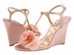 best wedding registries online blush pink wedding shoes blush pink wedge heel bridal wed