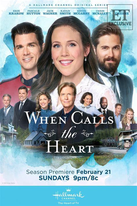 'When Calls the Heart' Sets Season 8 Premiere Date ...