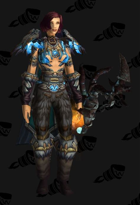 transmog hunter sets wow firebird horde warcraft weapon cloak legs regalia druid leggings lvl non looks mail weapons overwatch alt