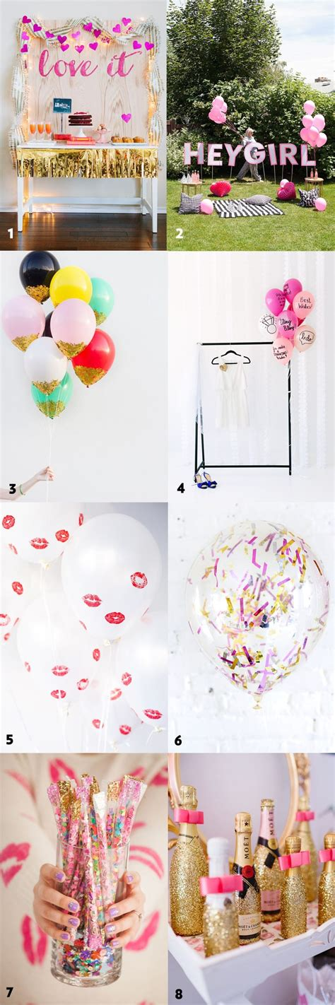 50 simple and stylish diy bridal shower bachelorette