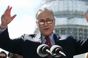 DEMOCRATIC SEN. CHUCK SCHUMER SAYS TOP PRIORITY FOR NEXT ...