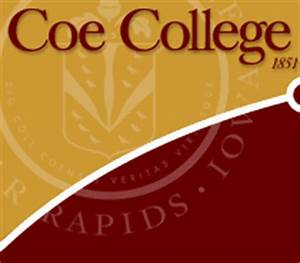 Coer Page Coe College Chemistry Marty St Clair