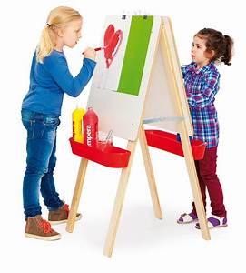 Staffelei Für Kinder : kita hamburg malen doppelseitige staffelei f r 2 kinder 121x65cm kids und kita ~ Buech-reservation.com Haus und Dekorationen