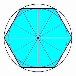 Fläche Sechseck Berechnen : regelm iges sechseck hexagon ~ Themetempest.com Abrechnung