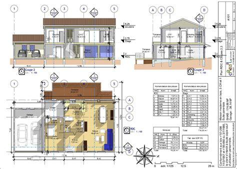 maison 2 chambres cuisine magnifiquement plan maison en bois plan maison en